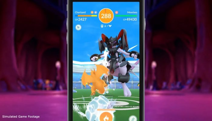 Pokémon Go – Armored Mewtwo Appears in Raid Battles for a Limited Time!