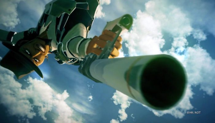 Attack on Titan 2: Final Battle – Launch Trailer