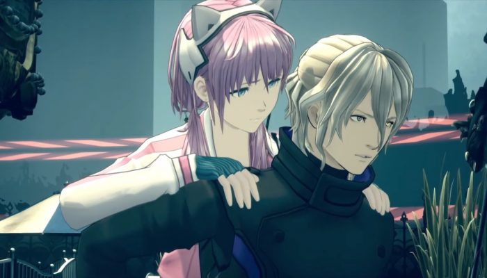 AI: The Somnium Files – Character Trailers