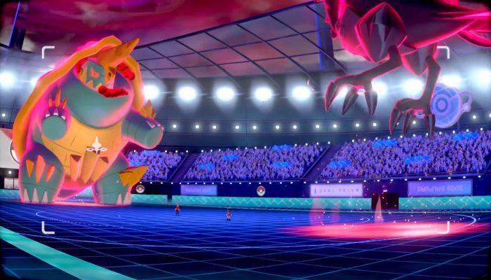 Pokémon Sword & Pokémon Shield – Gigantamaxing Changes the Game! Trailer