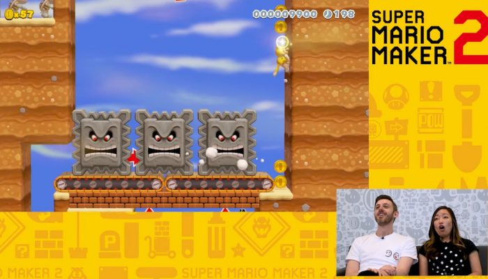 Nintendo Minute – Super Mario Maker 2: Playing YOUR Levels Part 3