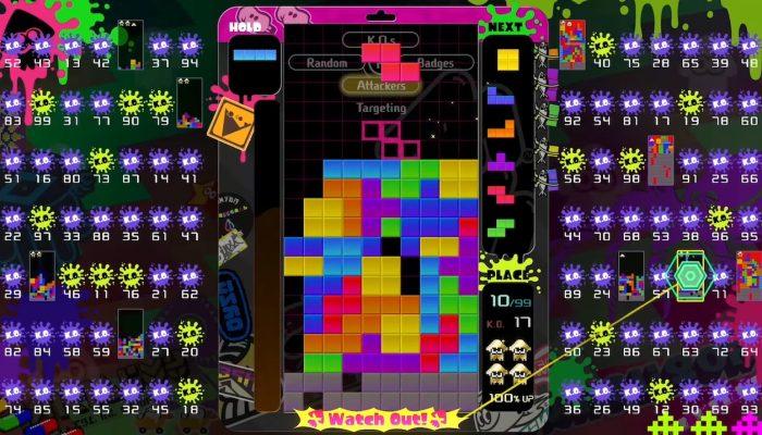 Tetris 99 – Grand Prix 5