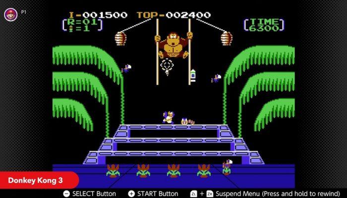 NES Nintendo Switch Online – July Game Updates