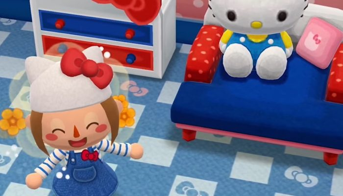 Animal Crossing: Pocket Camp – Hello Kitty Cookie