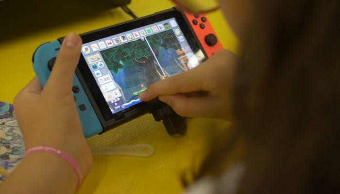 Super Mario Maker 2 – Expériences de joueurs à la Japan Expo 2019