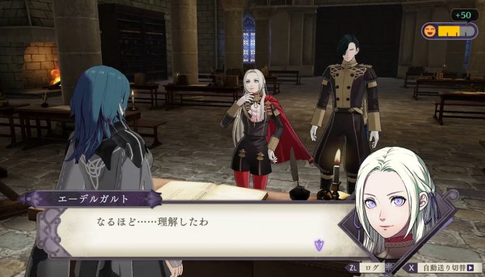 Fire Emblem: Three Houses – Fifth & Sixth Japanese Commercials