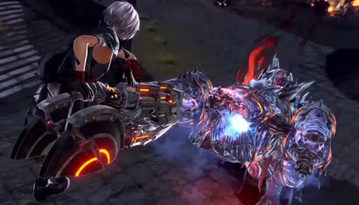 God Eater 3 – Nintendo Switch Launch Trailer
