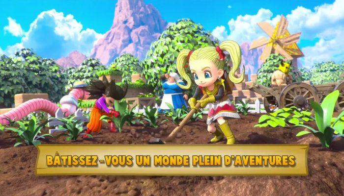 Dragon Quest Builders 2 – Bande-annonce de lancement