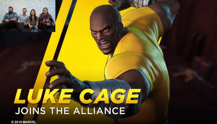 Nintendo Minute – Marvel Ultimate Alliance 3: The Black Order w/ Strawburry17 & Matt from Smosh