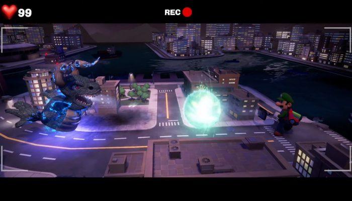 Nintendo France : 'Préparez-vous à trembler ! Luigi's Mansion 3 vient hanter la Nintendo Switch dès le 31 octobre !'