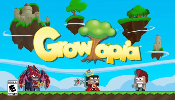 Ubisoft: 'Growtopia Now Available on HD Consoles For the First Time'