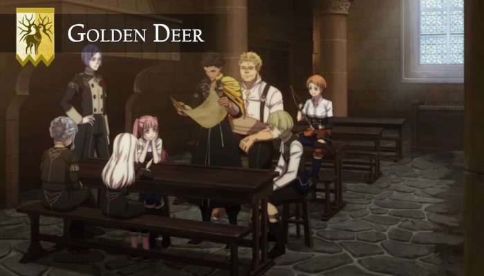 Fire Emblem: Three Houses – Welcome to the Golden Deer House