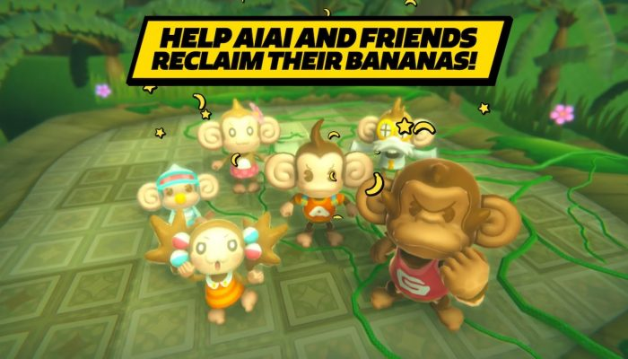 Super Monkey Ball: Banana Blitz HD – Announcement Trailer