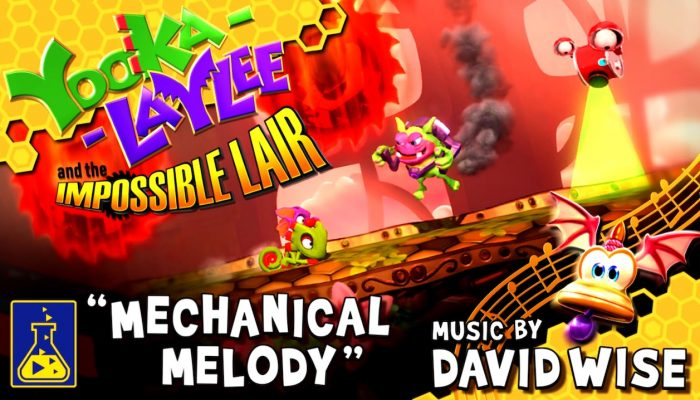 Yooka-Laylee and the Impossible Lair – Soundtrack: Mechanical Melody