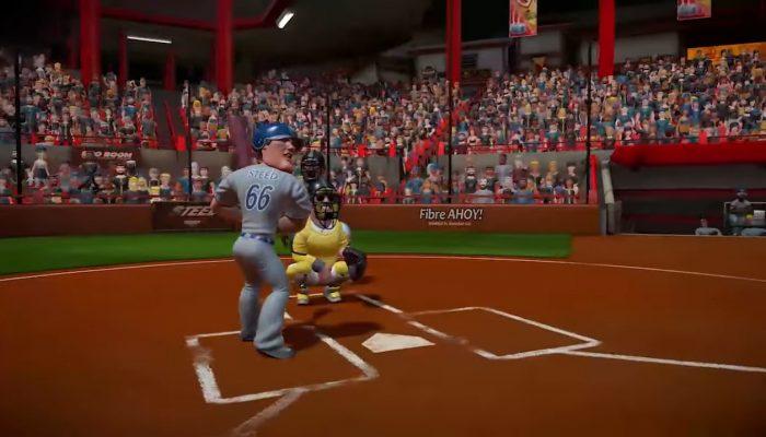 Super Mega Baseball 2 – Announcement Trailer