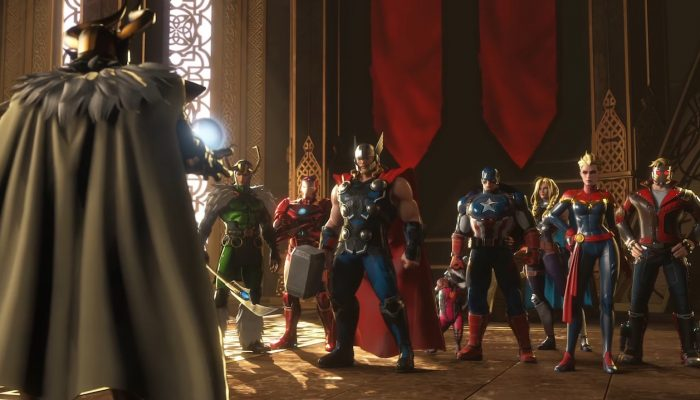 Marvel Ultimate Alliance 3: The Black Order – Launch Trailer