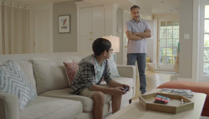 Nintendo Switch – For the Family that Plays Together Commercial