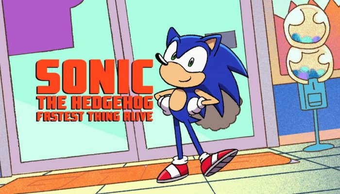 OK KO x Sonic the Hedgehog