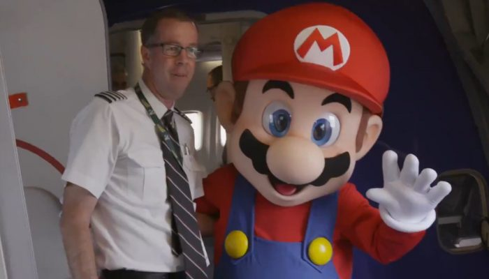 Nintendo of America and Southwest Airlines partnering for Super Mario Maker 2 and the Nintendo Switch