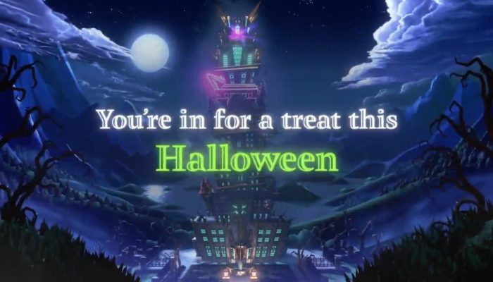 Luigi's Mansion 3 will release on October 31
