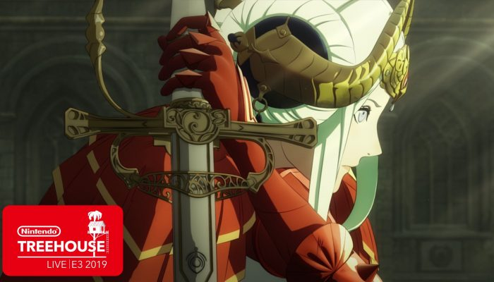 NoE: 'Take a trip around the Officers Academy in this Fire Emblem: Three Houses gameplay from Nintendo Treehouse: Live'