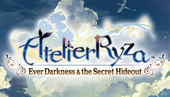 Atelier Ryza announced and coming to the West on October 29, 2019