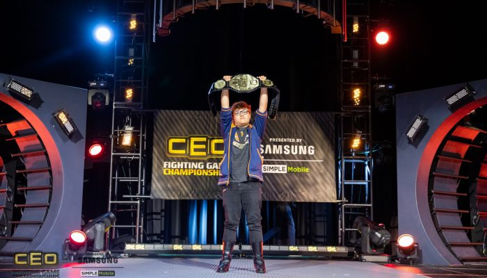 MkLeo wins CEO 2019 on Super Smash Bros. Ultimate