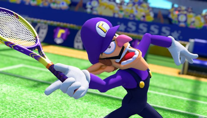 Wario and Waluigi's classic outfits can be unlocked in this month's Mario Tennis Aces online tournament