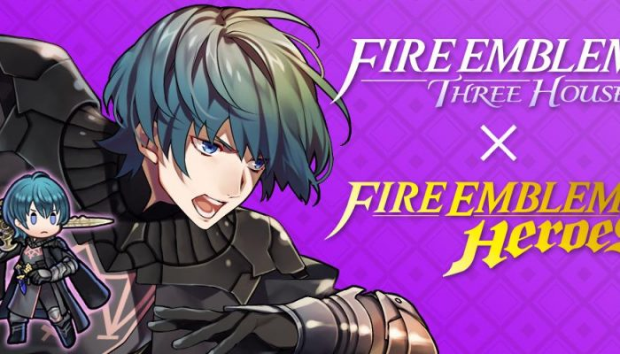Get Byleth in Fire Emblem Heroes through Fire Emblem Three Houses