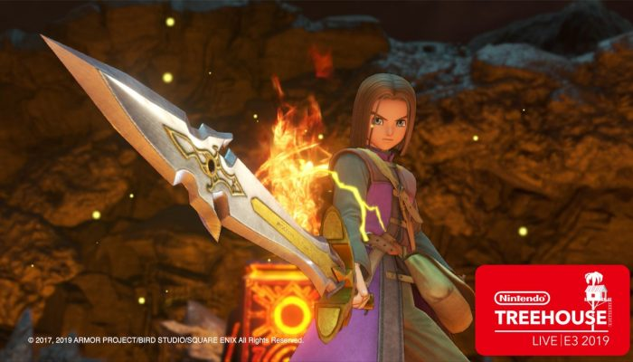 NoE: 'Watch a deep dive into Dragon Quest XI S: Echoes of an Elusive Age – Definitive Edition from Nintendo Treehouse: Live'