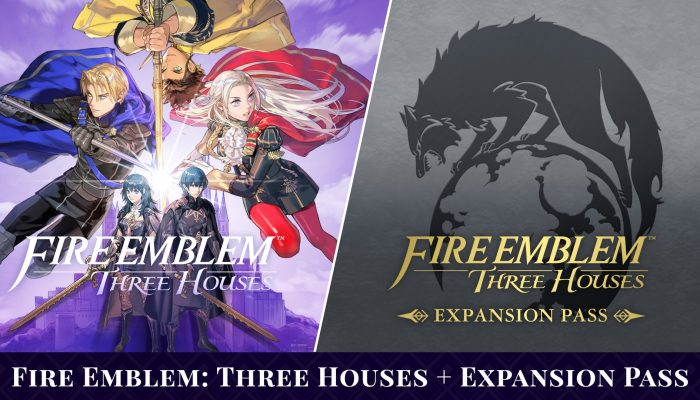 Fire Emblem Three Houses has an Expansion Pass