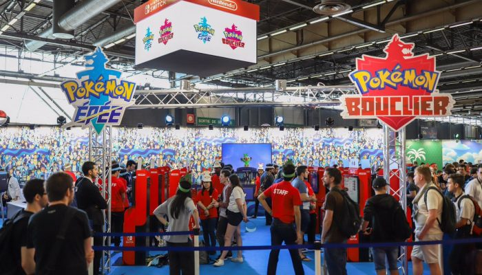 Nintendo France : 'Nintendo dévoile son line-up à Japan Expo : Pokémon Épée & Pokémon Bouclier, Luigi's Mansion 3 et The Legend of Zelda: Link's Awakening seront jouables sur le salon.'