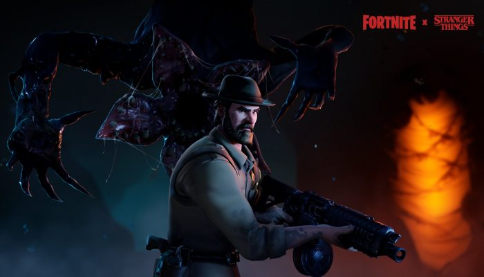 Fortnite partners with Stranger Things through new items