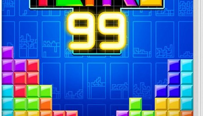 Tetris 99 is coming to retail in Europe on September 20