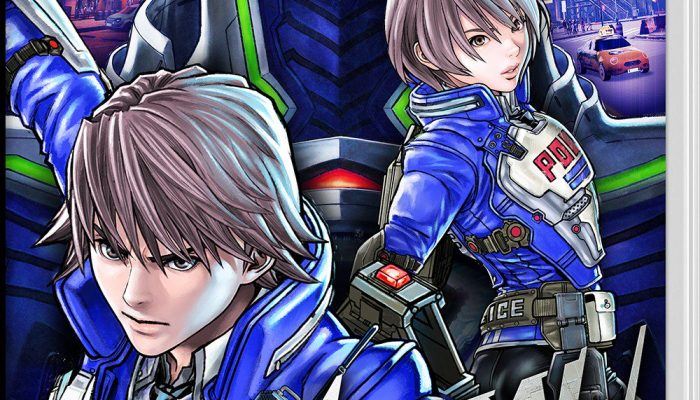 Check out Astral Chain's final box art