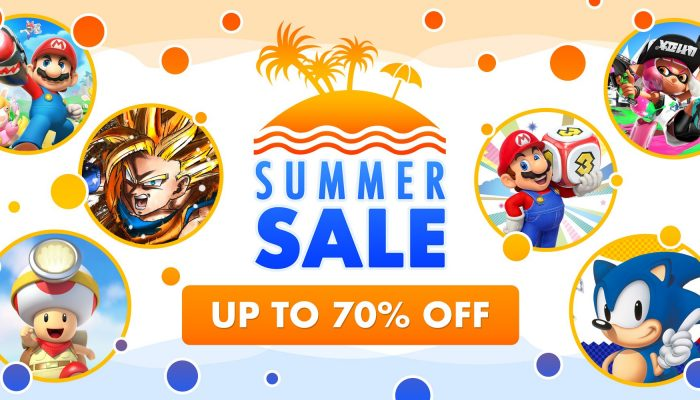 Check out the Nintendo eShop Summer Sale 2019 in Europe