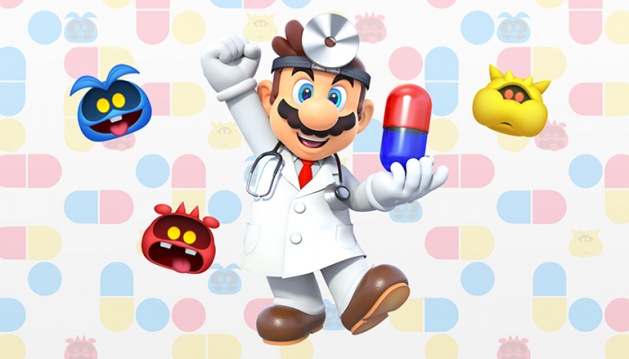 NoA: 'Just what the doctor ordered! Dr. Mario World is now available for iOS and Android devices'