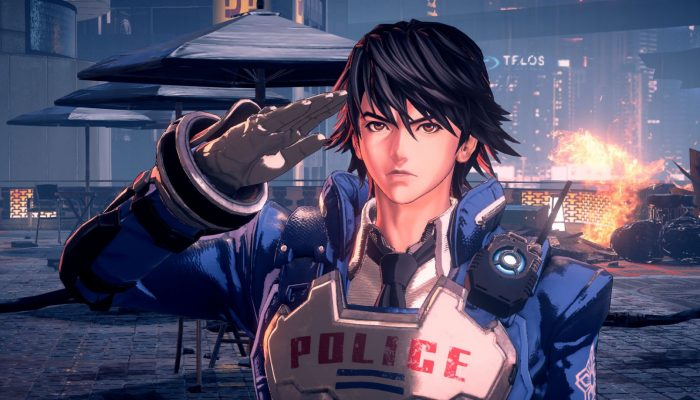 PlatinumGames: 'Astral Chain Devblog: Between Anime and Reality'
