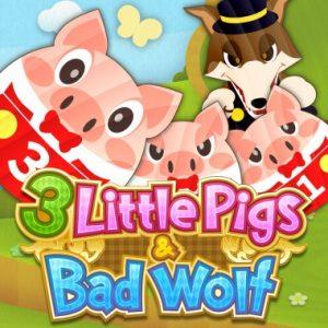 Nintendo eShop Downloads Europe 3 Little Pigs & Bad Wolf