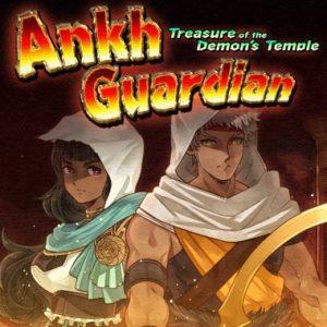 Nintendo eShop Downloads Europe Ankh Guardian Treasure of the Demon's Temple