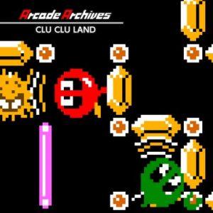 Nintendo eShop Downloads Europe Arcade Archives Clu Clu Land