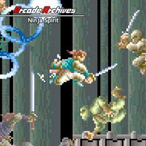 Nintendo eShop Downloads Europe Arcade Archives Ninja Spirit