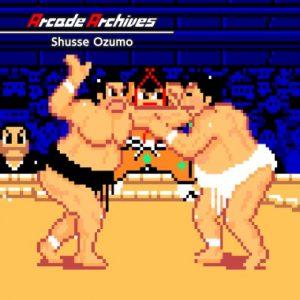 Nintendo eShop Downloads Europe Arcade Archives Shusse Ozumo