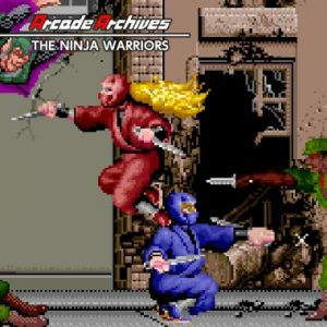 Nintendo eShop Downloads Europe Arcade Archives The Ninja Warriors