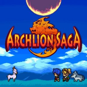 Nintendo eShop Downloads Europe Archlion Saga