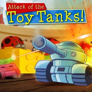 Nintendo eShop Downloads Europe Attack of the Toy Tanks