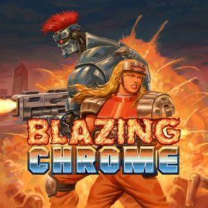 Nintendo eShop Downloads Europe Blazing Chrome