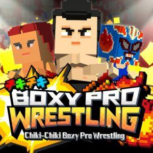 Nintendo eShop Downloads Europe Chiki-Chiki Boxy Pro Wrestling