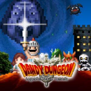 Nintendo eShop Downloads Europe Dandy Dungeon Legend of Brave Yamada