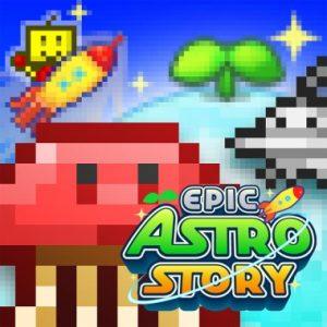 Nintendo eShop Downloads Europe Epic Astro Story